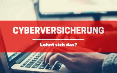 Cyberversicherung – lohnt sich das?